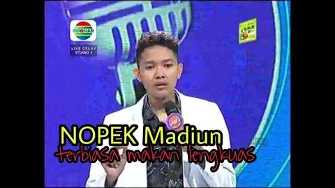 NOPEK Madiun | terbiasa makan lengkuas | 28 sept | suca3 | ggeeerrr 😂