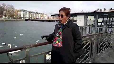 Menteri Susi Tantang Anies-Sandi Tata Danau Sunter