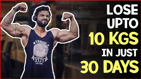 Fit Is Hit | Lose 10 KG in 30 days | Training Video | Fitness 2017