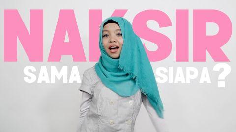 Naksir Sama Siapa? - 60 Second Q&A With Fatimah Halilintar