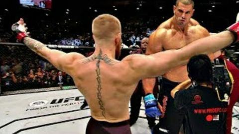 Jika Tidak Direkam Tidak Ada yang Percaya - UFC MMA