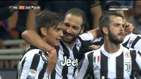 Milan vs Juventus 0-2 All Goals & Highlights HD Ampia sintesi ITA 28/10/17