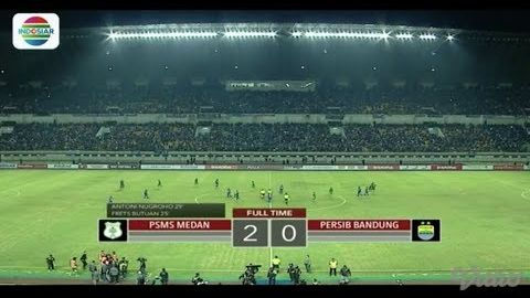 Piala Presiden 2018: PSMS MEDAN (2) VS PERSIB BANDUNG (0) - Highlight Goal dan Peluang