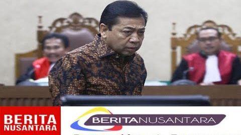 Berita Terbaru Hari Ini 29 Januari 2018 ! Sidang Korupsi E KTP, Saksi JPU Bikin Setnov Merinding