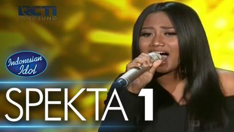 MARIA - APAKAH INI CINTA (Judika) - SPEKTA 1 - Indonesian Idol 2018