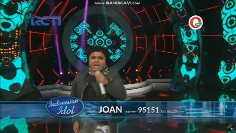 JOAN - Whole Lotta Woman (Kelly Clarkson) Indonesia Idol 2018 TOP 15 FULL HD