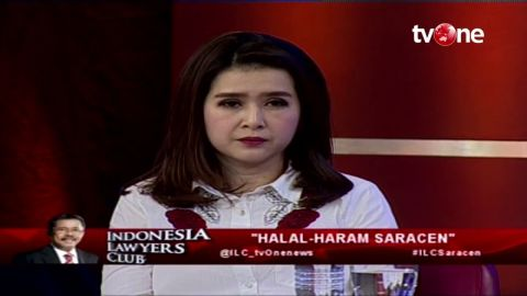 |Halal-Haram Saracen| [Part 1] - Indonesia Lawyers Club ILC tvOne