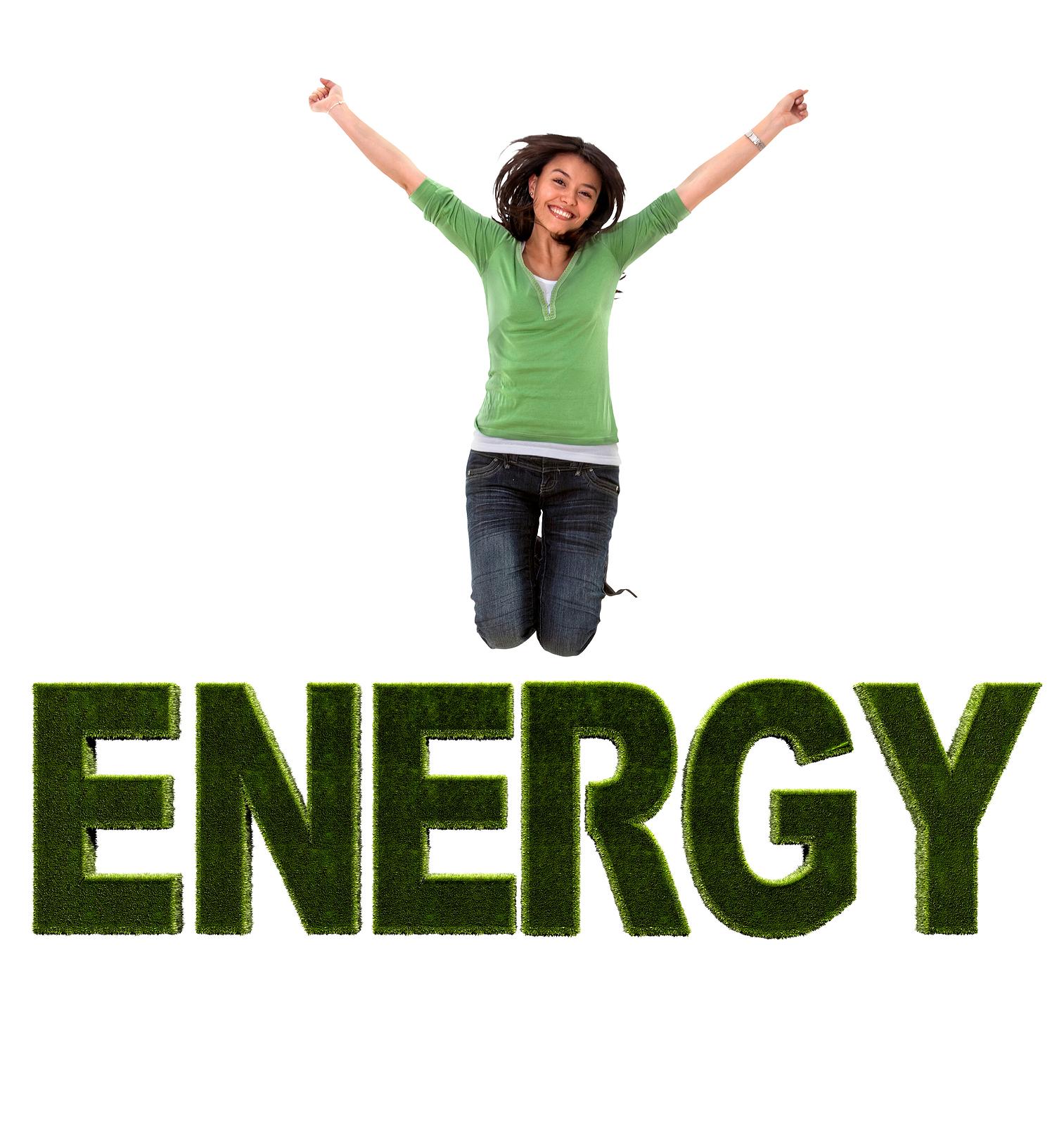 i am energetic