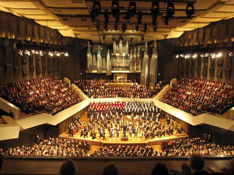 Concert Christmas Oratorio 16th June 2013 Gewandhaus