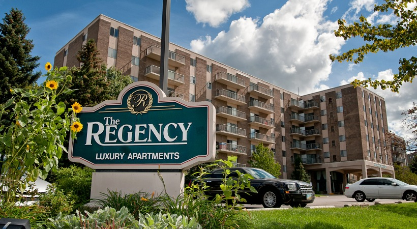 Image of The Regency at 6841 Day Dr Cleveland OH