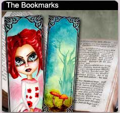 bookmarks, stationery, fairy, fairy art gifts, fairy art, fairy images
