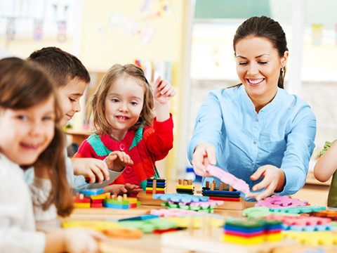 Kompetente Kinderbetreuung