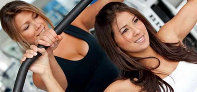 Separater Lady-Fitness-Bereich