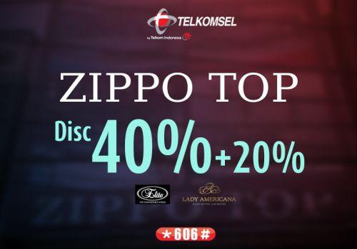 Zippo Top Image