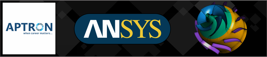 Best 6 Months Industrial Training in ansys