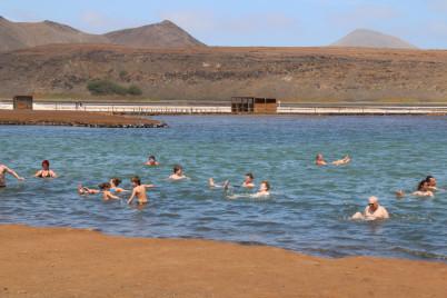 Solné jezero Salinas - Pedra de Lume - https://www.flickr.com/photos/carlosoliveirareis/17149287050