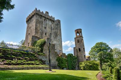 Blarney Castle - https://www.flickr.com/photos/djwtwo/9329777651