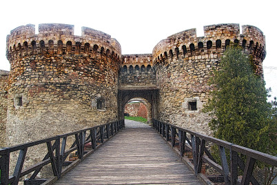 Kalemegdan - https://www.flickr.com/photos/yeliseev/16650949738/