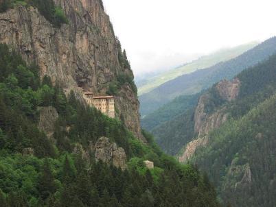 Sumelský klášter - https://www.flickr.com/photos/14884963@N07/2673336659/