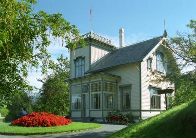 Troldhaugen, Bergen - https://www.flickr.com/photos/alan673/3387824560/