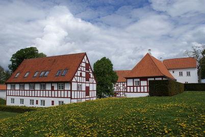 Zámek Aalborghus - http://commons.wikimedia.org/wiki/File:Schloss_Aalborghus.JPG