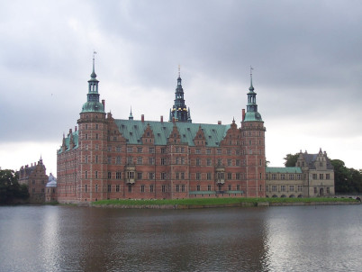 Zámek Frederiksborg - https://www.flickr.com/photos/14174853@N04/4192361367