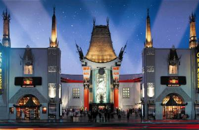 TCL Chinese Theatre - http://www.tclchinesetheatres.com/corporate-info/
