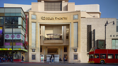 Dolby Theatre - http://www.dolby.com/us/en/about-us/who-we-are/dolby-theatre.html