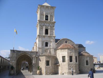 Kostel Sv. Lazarus - https://www.flickr.com/photos/currybet/326992730/