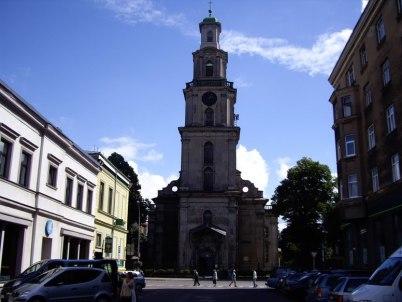 Kostel sv. Trojice - http://www.panoramio.com/photo/36813319