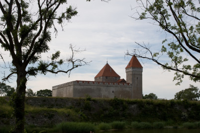 Hrad Kuressaare - https://www.flickr.com/photos/kamalaboulhosn/2480606968