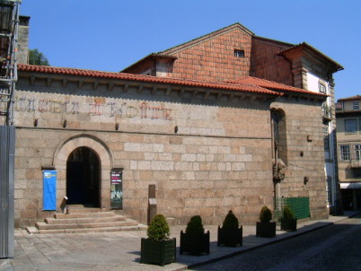 Museu de Alberto Sampaio - http://commons.wikimedia.org/wiki/File:Museu_Alberto_Sampaio.jpg