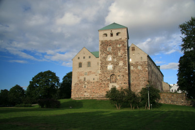 Hrad Turku - https://www.flickr.com/photos/giewor/6119910208/