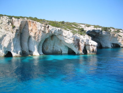 Modré jeskyně - https://www.flickr.com/photos/paullikespics/2308107609