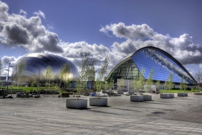 Centrum vědy v Glasgow - https://www.flickr.com/photos/wojtekgurak/3551854001