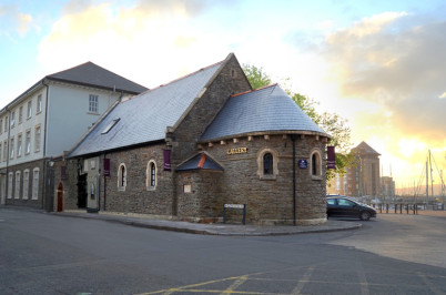 Mission Gallery - http://www.missiongallery.co.uk/information/