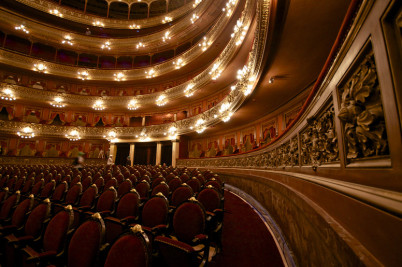 Teatro Colón - https://www.flickr.com/photos/elaws/4463538935