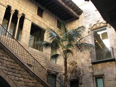 Museum Pabla Picassa - https://www.flickr.com/photos/marimbajlamesa/3046949899