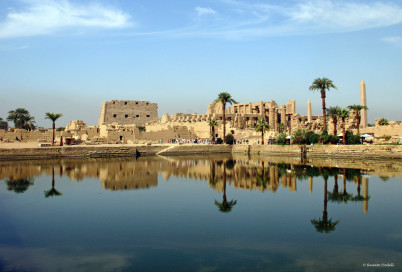 Karnak - https://www.flickr.com/photos/dorena-wm/5192813066