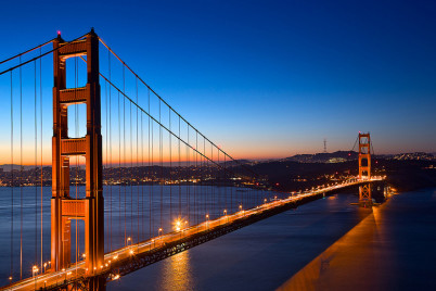 Golden Gate Bridge - http://freestock.ca/americas_g98-golden_dawn_bridge__hdr_p4181.html