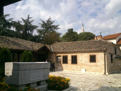 Kostel Sveti Spas  - https://commons.wikimedia.org/wiki/File:Sveti_Spas_-_Skopje_(13).jpg