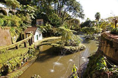 Tropické zahrady a muzeum Monte Palace  - https://www.flickr.com/photos/28577026@N02/5544863220