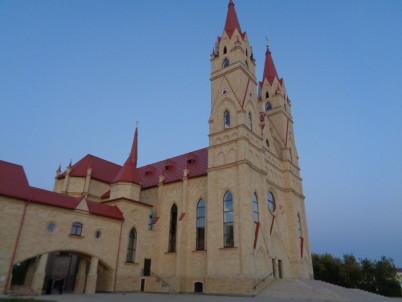Karaganda, katedrála Panny Marie Fatimské -