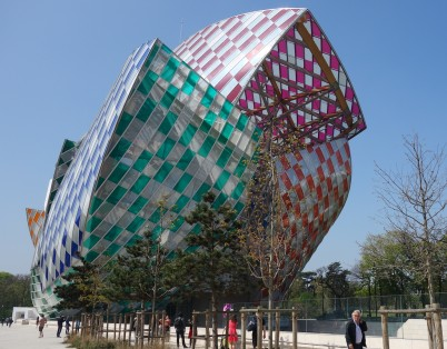 Louis Vuitton Foundation -