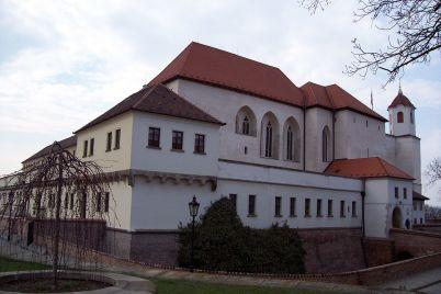 Špilberk - https://commons.wikimedia.org/wiki/File:%C5%A0pilberk.jpg