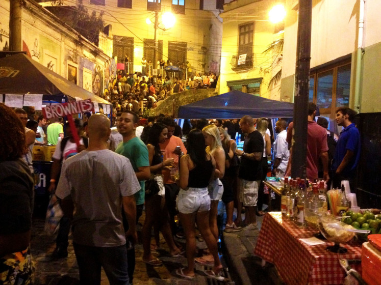 Pedra do Sal, místo kde se zrodila Samba