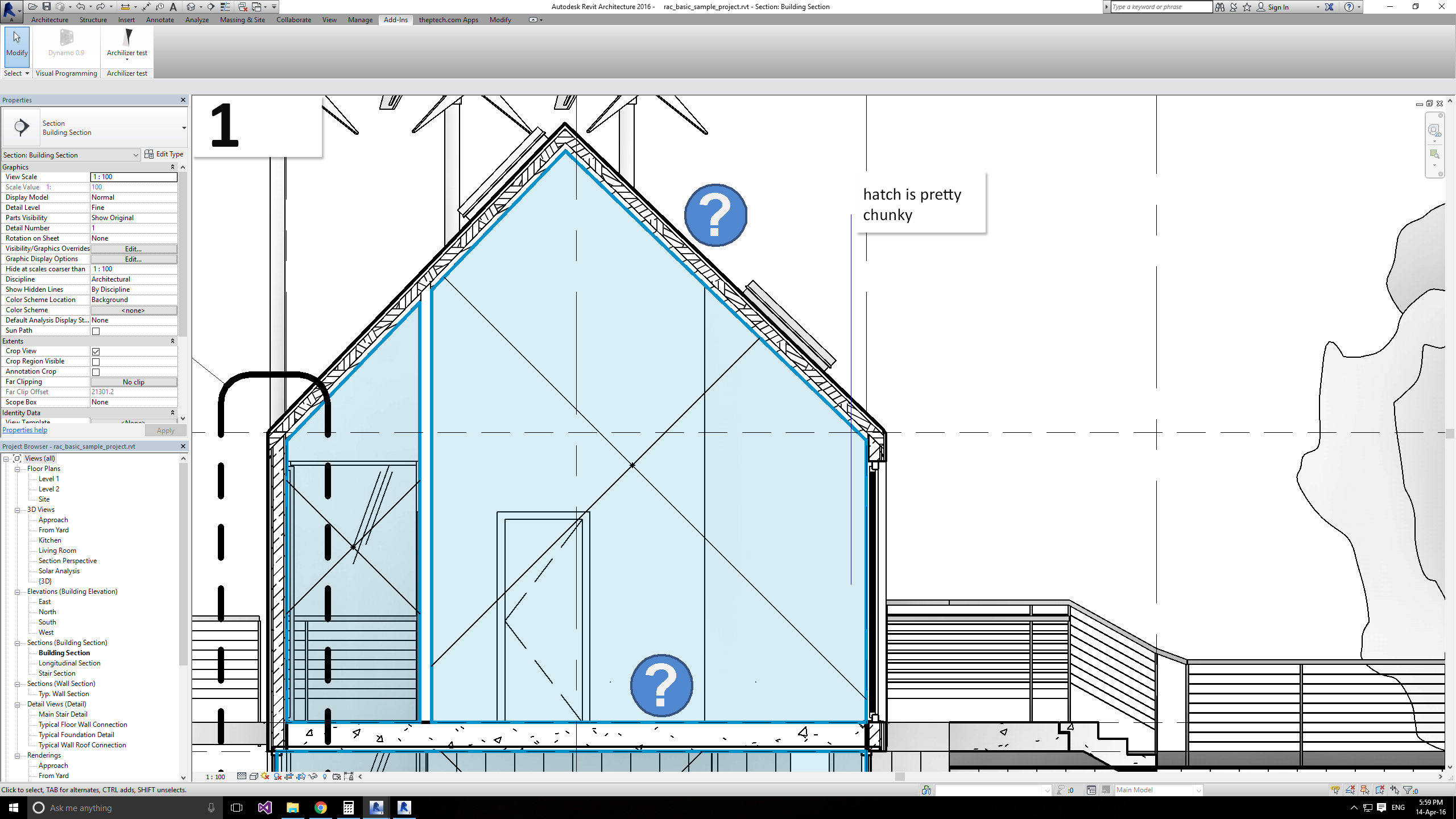 revit hatch patterns 1