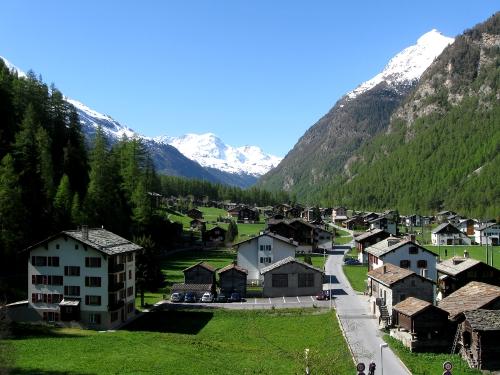 Randa, Switzerland