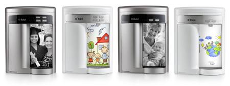 Purificador IBBL pode ser personalizado com foto ou ilustração escolhida pelo cliente