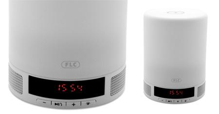 FLC lança luminária LED Noturna com bluetooth